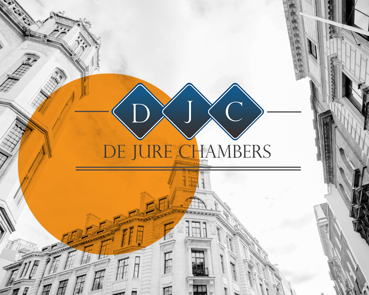 ITS GOLD FOR DE JURE CHAMBERS